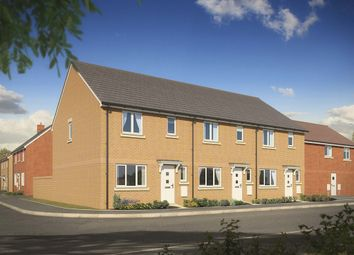 "Thumbnail 3 bed semi-detached house for sale in ""The Patney"" at Malone Avenue, Swindon"