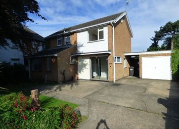 Thumbnail 3 bed detached house to rent in Tamworth Road, Long Eaton, Nottingham