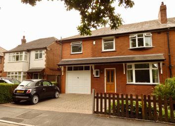 Thumbnail 4 bed semi-detached house for sale in Reevey Avenue, Hazel Grove, Stockport