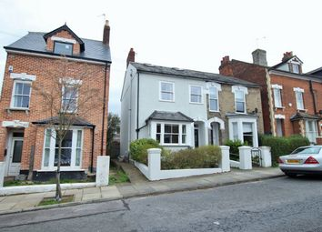Thumbnail 4 bed semi-detached house for sale in Salisbury Avenue, Colchester, Essex