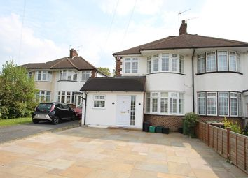 3 bed semi-detached house for sale in Lakeswood Road, Petts Wood, Orpington BR5