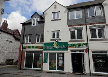 Thumbnail Retail premises for sale in Unit 1B, 6, Quay Street, Truro