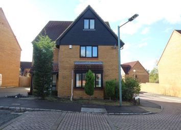 Thumbnail 5 bed flat to rent in Knapp Gate, Shenley Church End, Milton Keynes