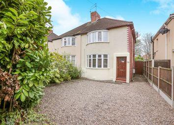 Thumbnail 3 bedroom semi-detached house for sale in Park Lane, Fallings Park, Wolverhampton