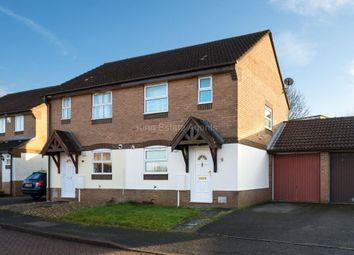 Thumbnail 3 bedroom semi-detached house for sale in Nova Lodge, Emerson Valley, Milton Keynes, Buckinghamshire