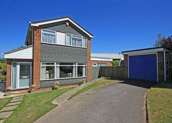 Thumbnail 3 bed detached house for sale in Clinton Road, Lymington