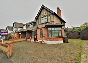 Thumbnail 3 bed semi-detached house for sale in Whalebone Lane North, Romford