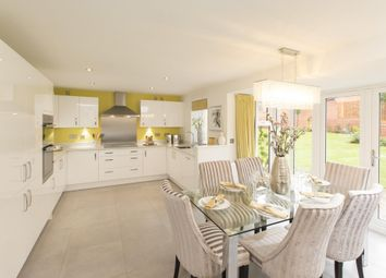 "Thumbnail 4 bedroom detached house for sale in ""Holden"" at Halse Road, Brackley"