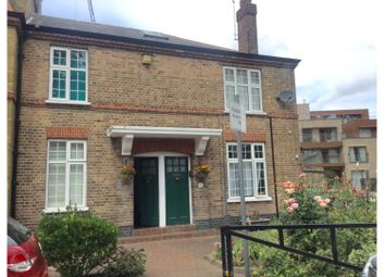 Thumbnail 2 bed flat for sale in Vaughan Estate, London