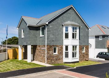 Thumbnail 4 bedroom link-detached house for sale in Coach Lane, Redruth