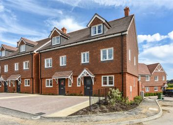 Thumbnail 4 bed terraced house for sale in Aurum Green, Crockford Lane, Chineham, Hampshire