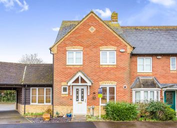 Thumbnail 3 bed link-detached house for sale in Crow Hill Lane, Great Cambourne, Cambridge