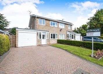 Thumbnail 3 bed semi-detached house for sale in Burbage Avenue, Stratford Upon Avon, Warwickshire
