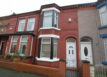 Thumbnail 2 bed terraced house to rent in Durham Road, Seaforth, Liverpool