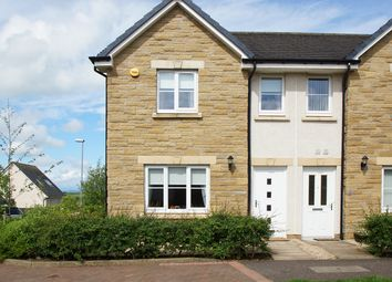 Thumbnail 1 bed end terrace house for sale in Willow Court, Stewarton