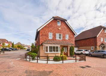 Thumbnail 4 bed link-detached house for sale in Sandpiper Road, Hawkinge, Folkestone
