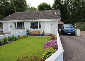Thumbnail 1 bed semi-detached bungalow for sale in Hazel Avenue, Inverness