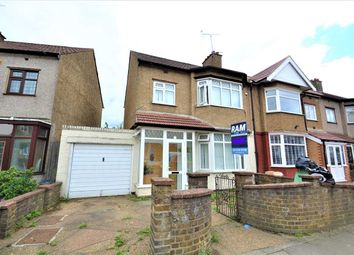 Thumbnail 3 bed end terrace house for sale in Ashurst Drive, Gants Hill, Ilford