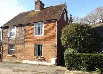 Thumbnail 3 bed semi-detached house for sale in Sheppards Cottages, Vale Road, Hawkhurst, Cranbrook