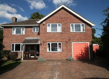 Thumbnail 5 bed detached house for sale in Elmfield Gardens, Speen Lane, Newbury