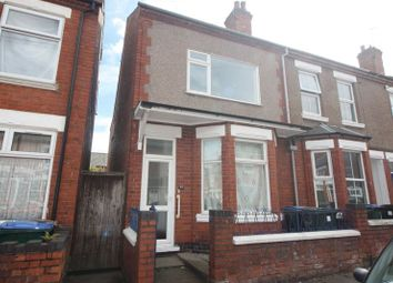 Thumbnail 4 bed terraced house to rent in Kirby Road, Coventry
