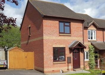 Thumbnail 2 bedroom semi-detached house to rent in Chaffinch Drive, Cullompton