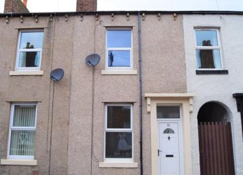 Thumbnail 2 bed terraced house to rent in Charles Street, Carlisle, Cumbria