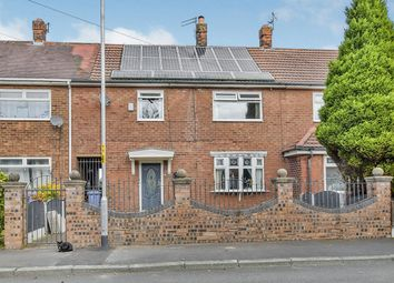 Thumbnail 3 bed terraced house for sale in Sparkford Avenue, Manchester, Greater Manchester