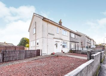 Thumbnail 3 bedroom semi-detached house for sale in Drumleyhill Drive, Hurlford, Kilmarnock
