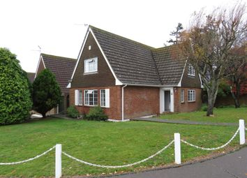 Thumbnail 3 bed detached house for sale in Foxcote, St. Leonards-On-Sea