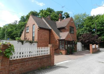 Thumbnail 3 bed detached house for sale in Debdale Gate, Mansfield Woodhouse, Mansfield