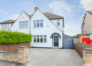Thumbnail 3 bed semi-detached house for sale in Merton Way, Uxbridge