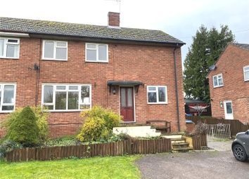 Thumbnail 3 bed semi-detached house for sale in Aveley Lane, Alpheton, Sudbury, Suffolk