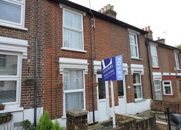 Thumbnail 2 bedroom terraced house to rent in Cavendish Street, Ipswich