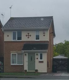Thumbnail 3 bed detached house to rent in Hughes Drive, Crewe, Crewe