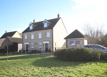 Thumbnail 3 bed town house for sale in Morley Drive, Ely