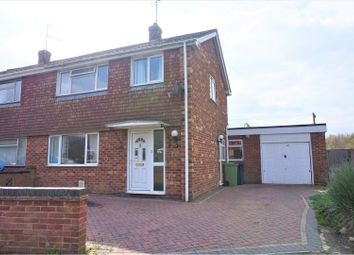 Thumbnail 3 bed semi-detached house for sale in Kingston Road, Tewkesbury