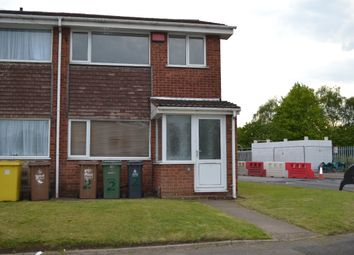 3 bed terraced house for sale in Ashfield Close, Walsall WS3