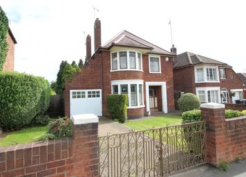 Thumbnail 3 bed detached house for sale in Wheelwright Lane, Ash Green, Coventry