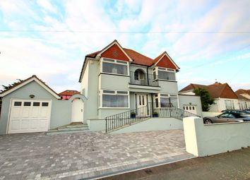 Thumbnail 4 bed detached house for sale in Nutley Avenue, Saltdean