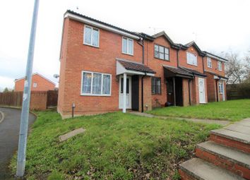 Thumbnail 3 bed end terrace house for sale in Basil Close, Woodhall Park, Swindon