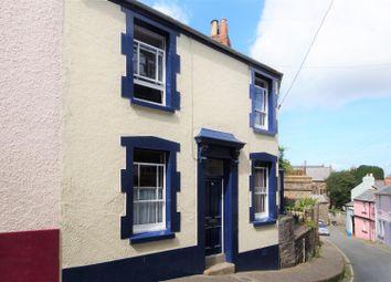 Thumbnail 3 bed terraced house for sale in Lower Meddon Street, Bideford