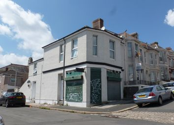 Thumbnail 3 bedroom flat for sale in Rosebery Road, Plymouth, Devon