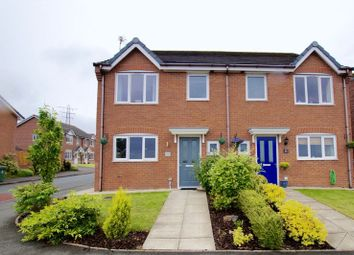 Thumbnail 3 bed semi-detached house for sale in Charles Street, Brymbo, Wrexham