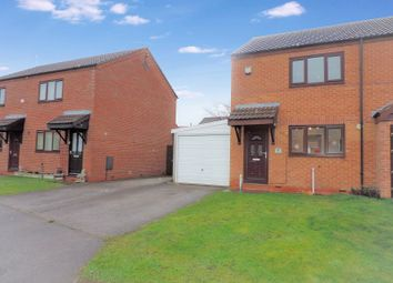 Thumbnail 2 bed end terrace house for sale in Maun Close, Retford