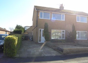 Thumbnail 3 bed semi-detached house to rent in Lynfield Road, Great Harwood, Blackburn