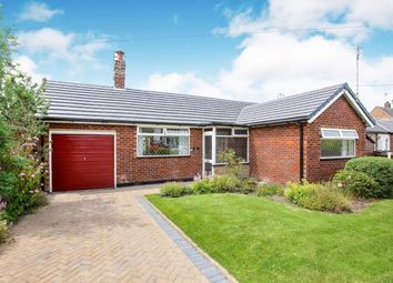 Thumbnail 2 bed bungalow for sale in Sycamore Crescent, Macclesfield, Cheshire