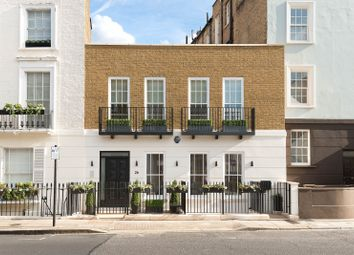 Milner Street, London SW3. 3 bed terraced house for sale