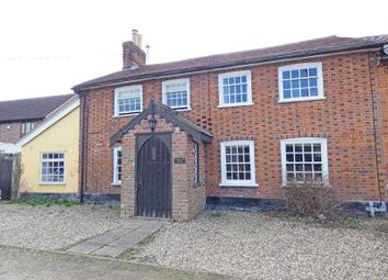Thumbnail 4 bed cottage for sale in Rising Sun House, Rising Sun Hill, Rattlesden, Bury St. Edmunds