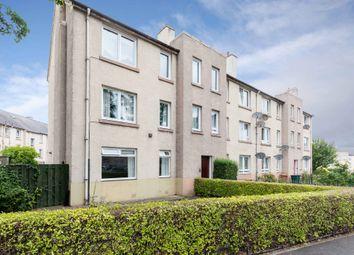 Thumbnail 2 bed flat for sale in Loganlea Loan, Craigentinny, Edinburgh